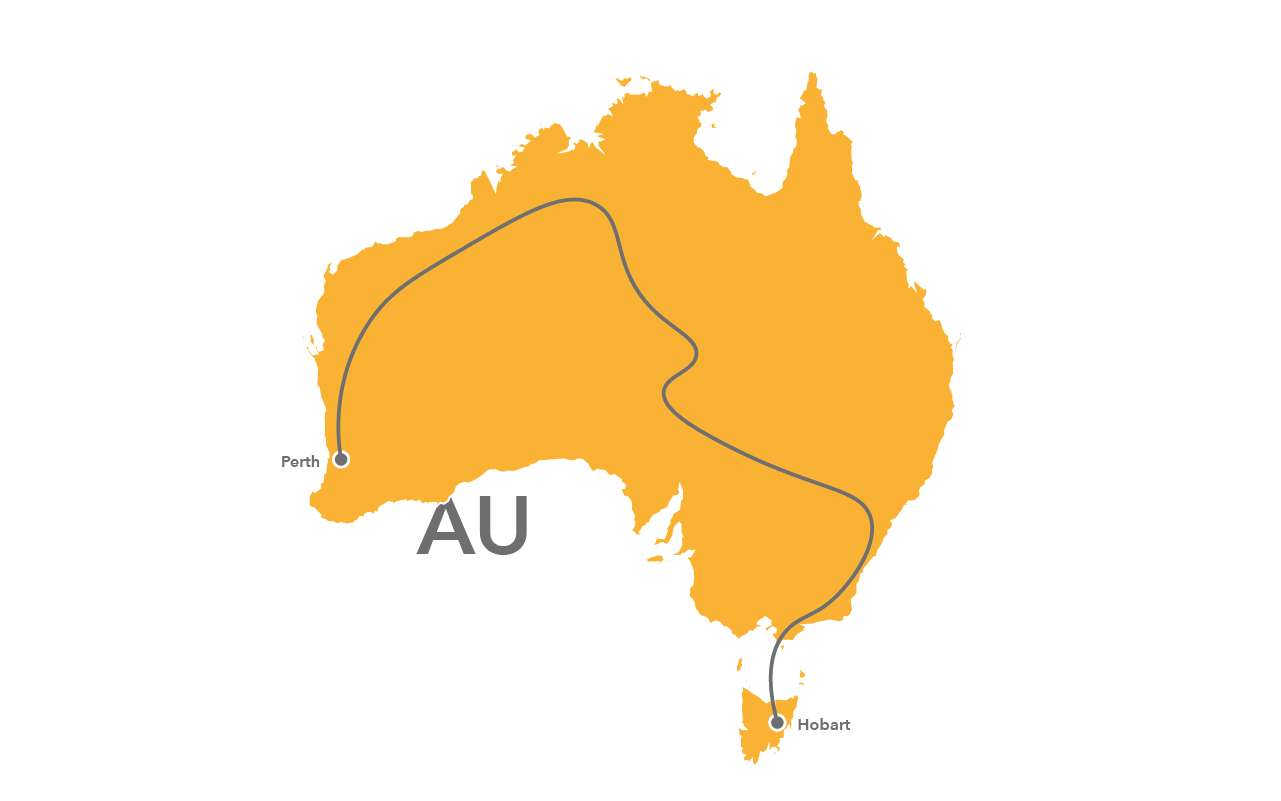 JWRoutes&Support - Australië